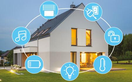ประโยชน์ SMART HOME บ้านอัจฉริยะ ที่ทำให้คุณใช้ชีวิตในสะดวกมายิ่งขึ้น