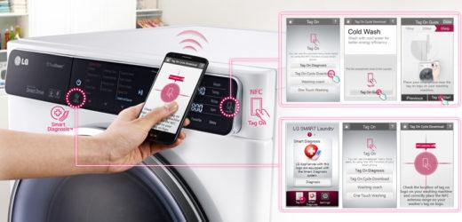 LG Homechat เทคโนโลยีสุดล้ำ ใช้แอพพลิเคชั่น Line คุยกับเครื่องใช้ไฟฟ้าภายในบ้าน