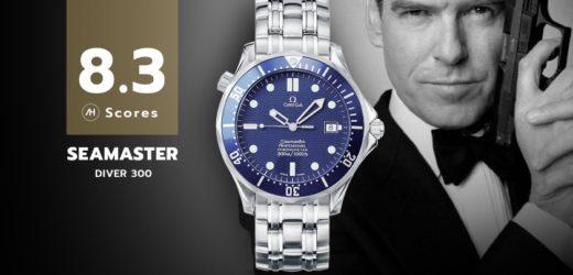 นาฬิกา Omega สุดยอดนาฬิกาคู่กายสายลับเจมส์ บอนด์