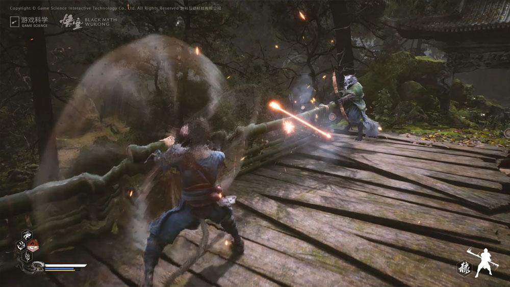 เกม PC Online ที่สร้างมาจากนวนิยายชื่อดัง Black Myth : Wu Kong อีกหนึ่งเกมมาใหม่ ที่ไม่ควรพลาด