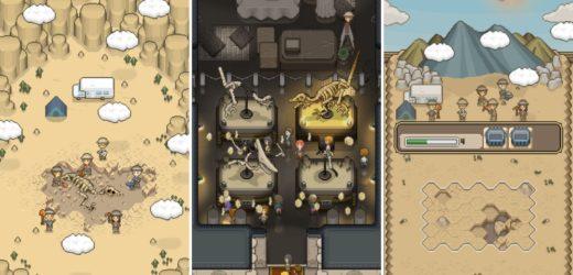 เกม Mobile กับเกมที่มีชื่อว่า TAP! DIG! MY MUSEUM ที่ผู้เล่นจะได้สร้างพิพิธภัณฑ์ในฝันด้วยตนเอง