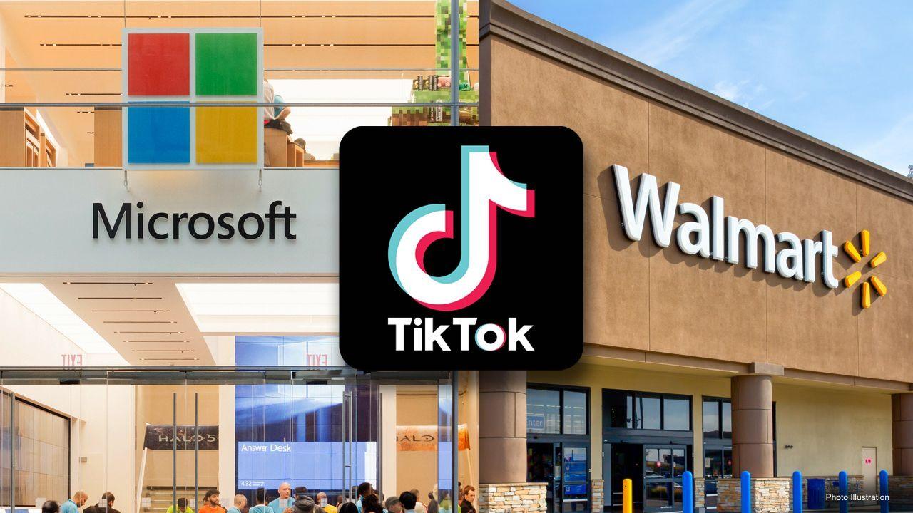 Walmart กำลังจะจับมือทางธุรกิจกับ Microsoft เพื่อหาทางร่วมลงทุนกับ TikTok แอพพลิเคชั่นยอดนิยมจากประเทศจีน