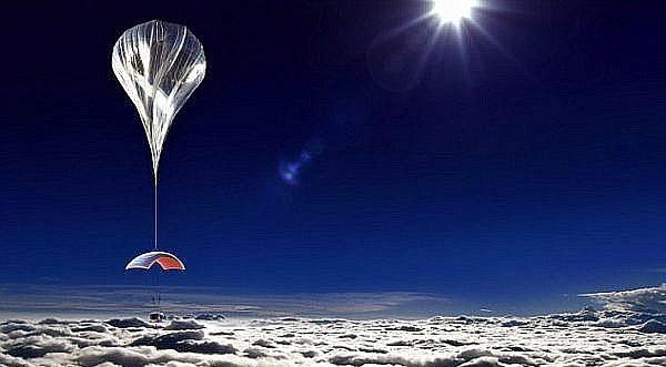 บอลลูนอวกาศ 1