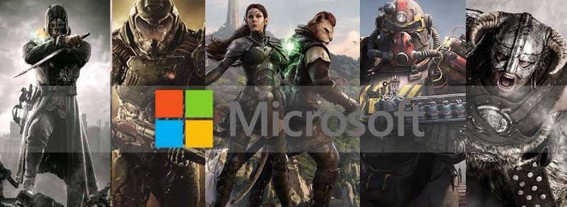 Microsoft ประกาศแผนซื้อบริษัท ZeniMax บริษัทแม่ของ Bethesda ในราคา 7.5 พันล้านดอลลาร์