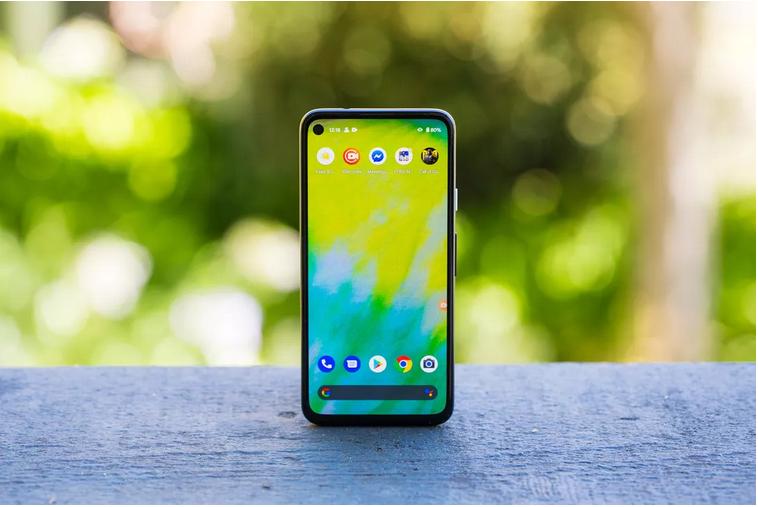 Pixel 4G ที่ Google