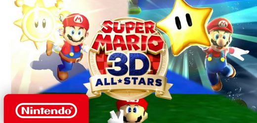 Nintendo เปิดตัว Super Mario 3D World พร้อมกับเกม Mario อื่น ๆ อีกมากมาย