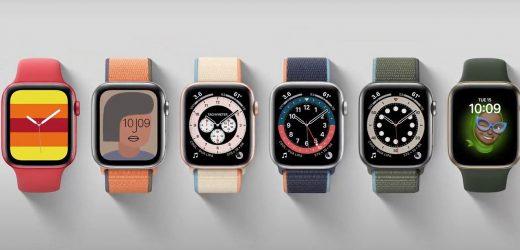 Apple เปิดตัว Apple Watch Series 6 พร้อมกับบริการสมัครสมาชิก Apple Fitness+
