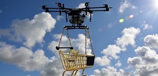 Amazon เตรียมพร้อม ใช้โดรนในการจัดส่งสินค้าหลังจากได้รับการอนุมัติจาก FAA แล้ว
