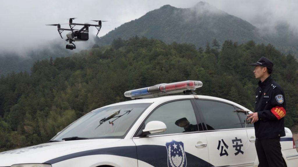 ตำรวจในประเทศจีน