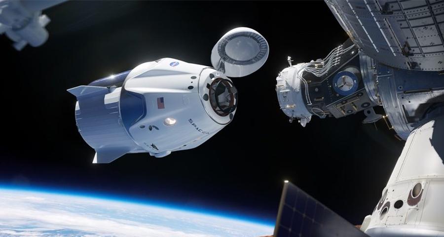 เทคโนโลยีท่องเที่ยวทางอวกาศ
