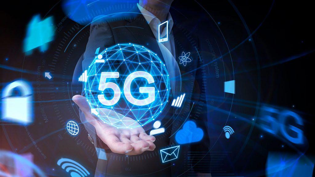 เทคโนโลยีแทนความคิด 5G