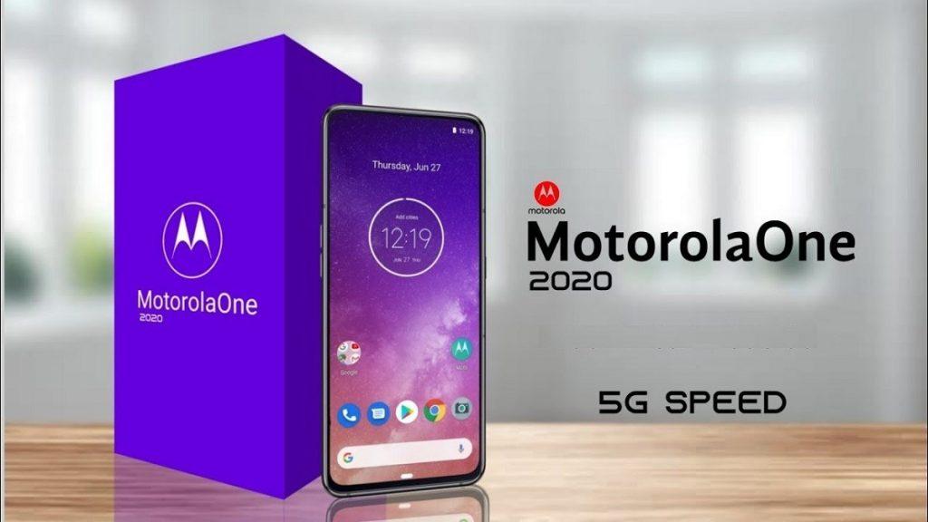 โมโตโรล่า One 5G