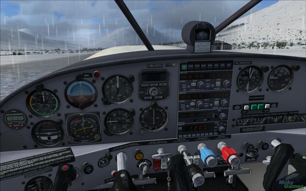 เล่น Flight Simulator