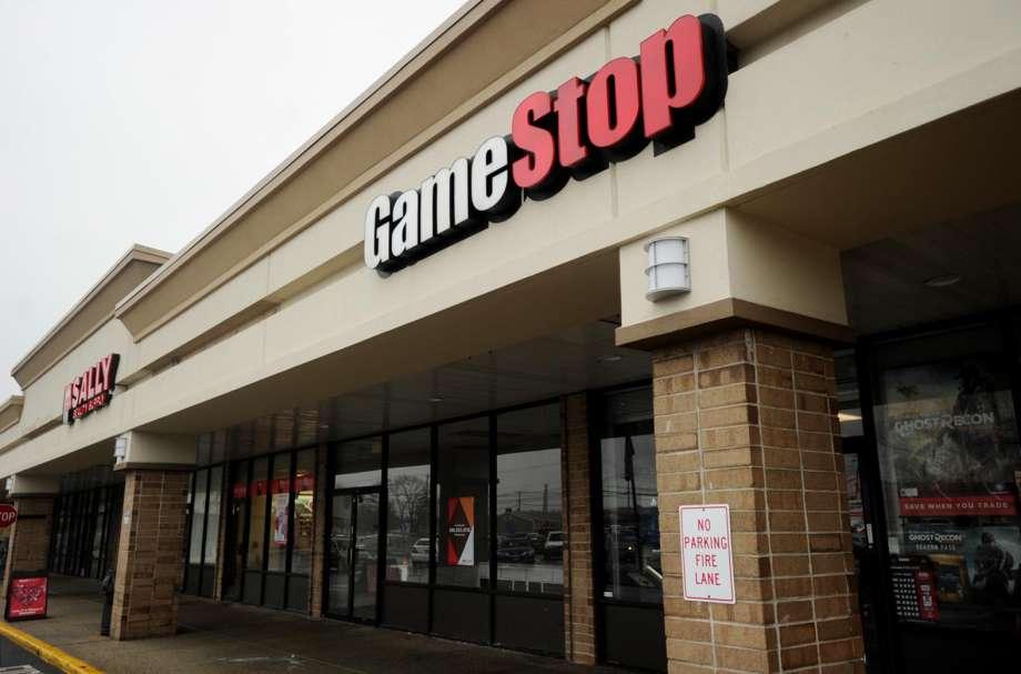 GameStop ร้านค้าปลีก
