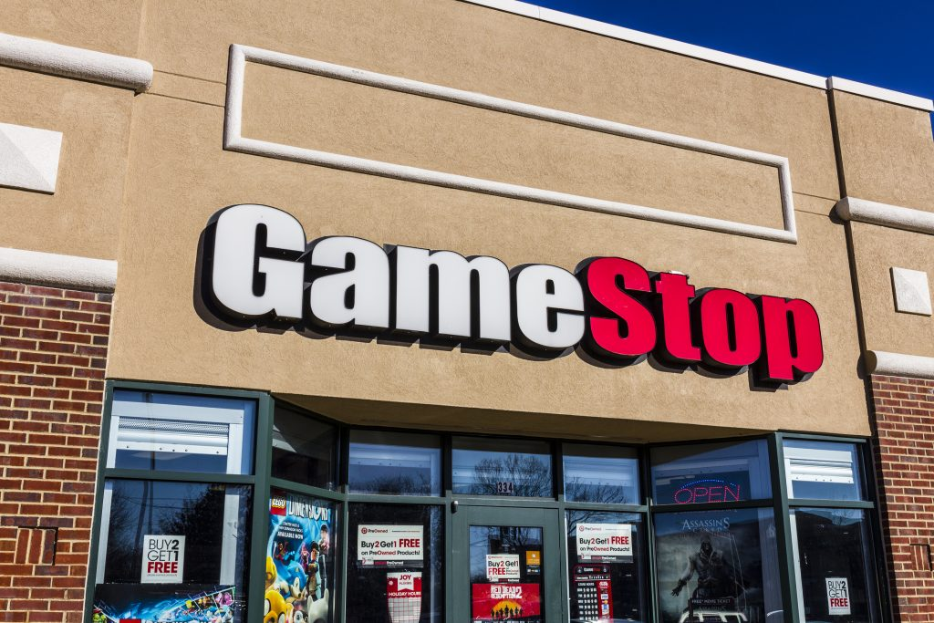 GameStop ร้านวิดีโอเกมที่ใหญ่ที่สุด