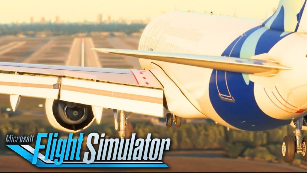 เกม Flight Simulator