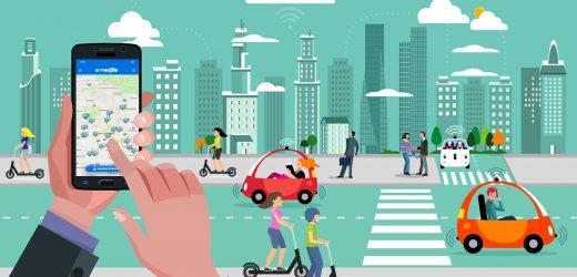 เทคโนโลยี MaaS เพื่อการเดินทางสู่ตลาดการสั่งซื้ออาหารในสังคมยุคใหม่
