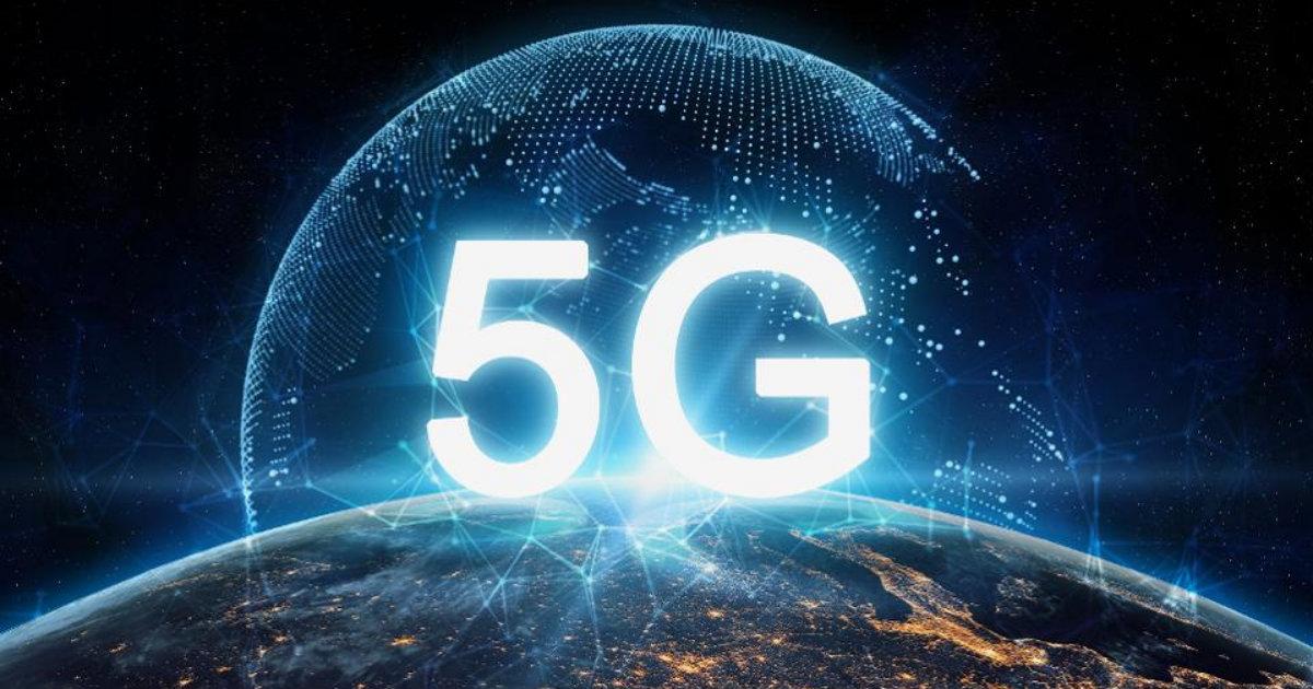 สัญญาณเครือข่าย 5G ที่บริษัท Cambridge Consultants และ Deutsche Telekom AG ร่วมกันพัฒนาโดรน