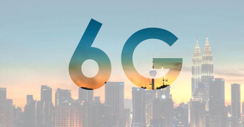ประเทศไทยเข้าสู่สัญญาณ 6G