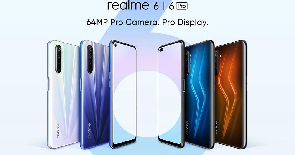 รีวิว Realme 6 Pro