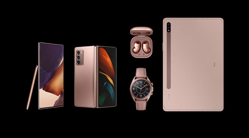 เทคโนโลยีของ Samsung ถือว่าไม่เป็นสองรองใคร ในการเปิดตัวผลิตภันฑ์มากมาย