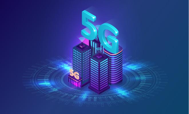 บริการระบบเครือข่ายแบบ 5G
