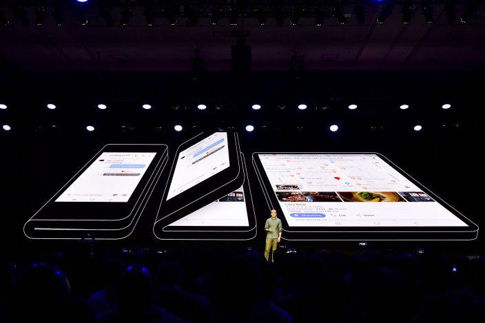 การพัฒนาเทคโนโลยีของ Samsung