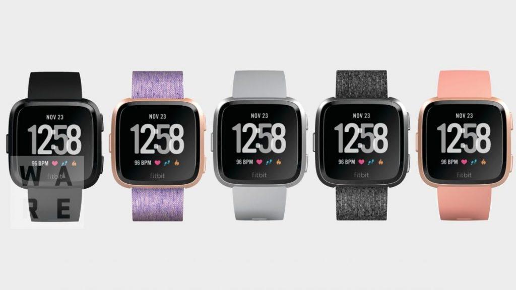 นาฬิกาฟิตบิท ที่จะต้องแก้ไขฟีเจอร์เพื่อสุขภาพ