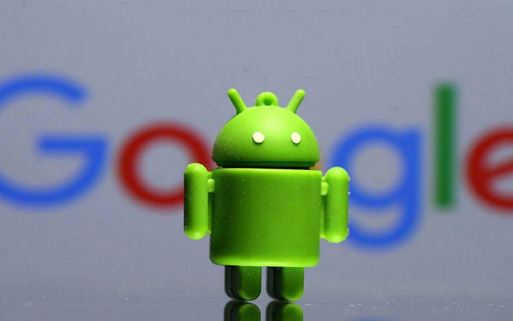 Google กับโทรศัพท์แอนดรอยด์