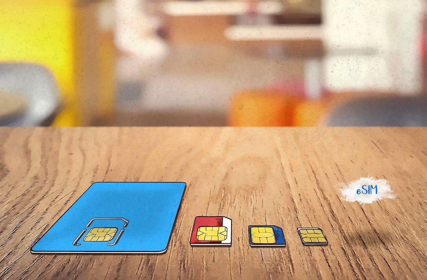 เทคโนโลยีตัวใหม่ eSIM กับ ซิมการ์ด SIM Card ต่างกันอย่างไร บอกเลยน่าสนใจสุด ๆ
