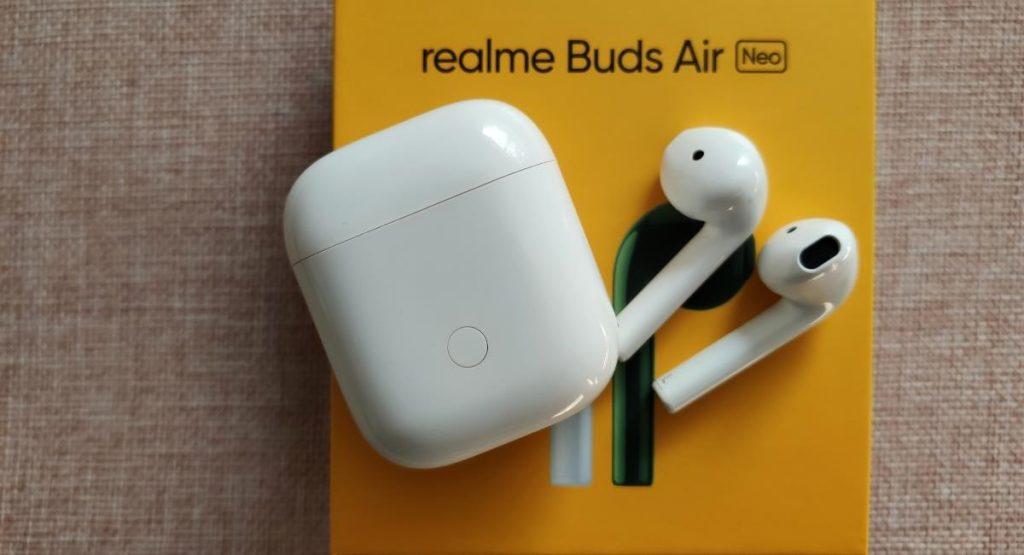 Realme รุ่น Buds Air