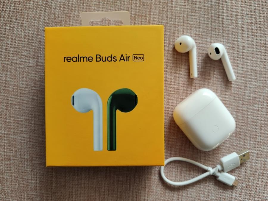 หูฟัง Realme รุ่น Buds Air