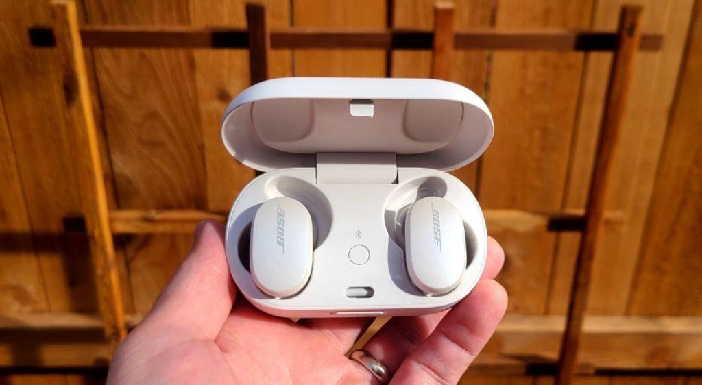 หูฟัง TWS จากทาง Bose