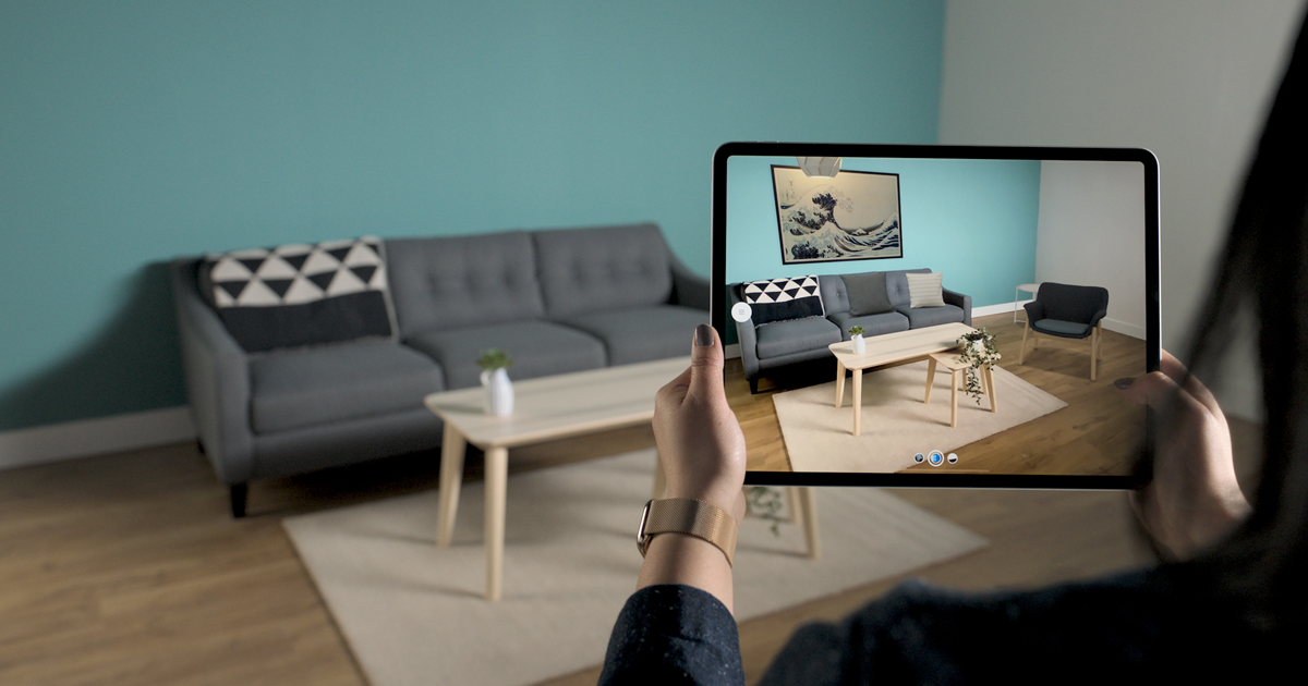 Apple มุ่งมั่น พัฒนาเทคโนโลยี AR ให้ใช้งานได้บนอุปกรณ์ iOs ที่มีใช้งานอยู่แล้ว