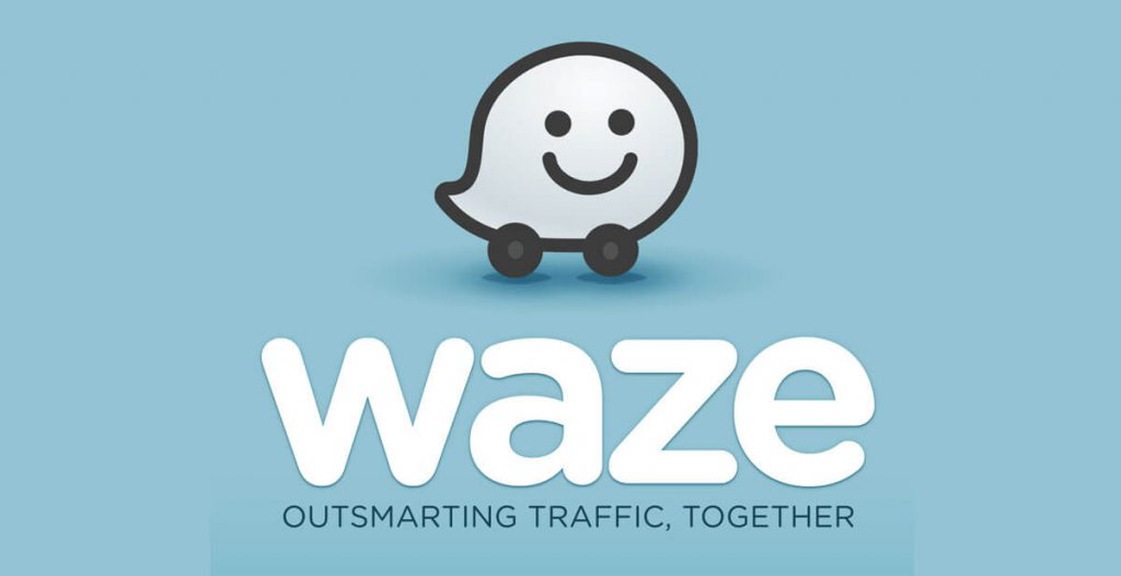 แอปพลิเคชั่น Waze