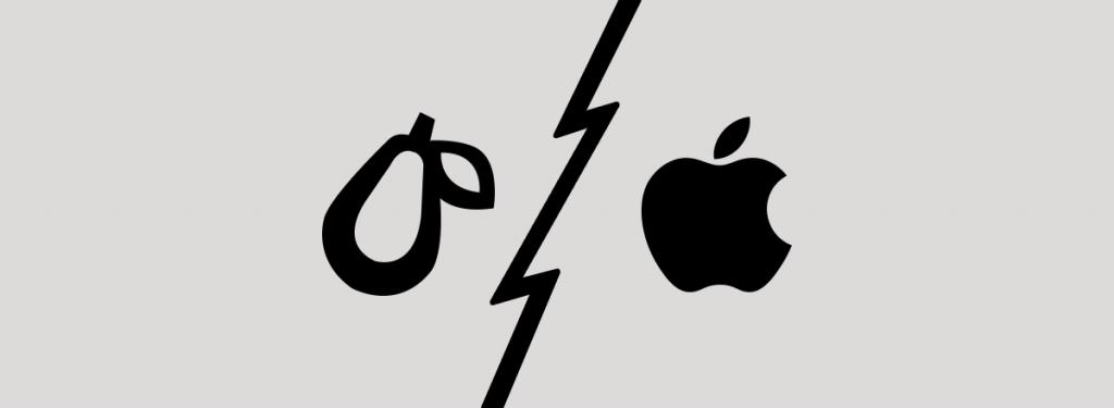 บริษัทแอปเปิ้ลฟ้องพรีแพร์