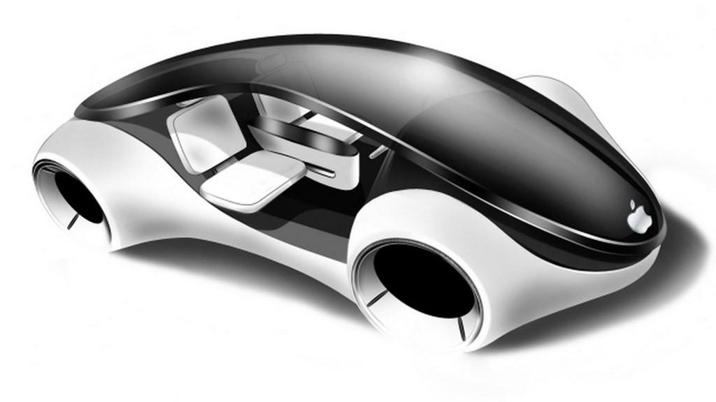 แอปเปิ้ลผลิตรถไร้คนขับ ปี 2024