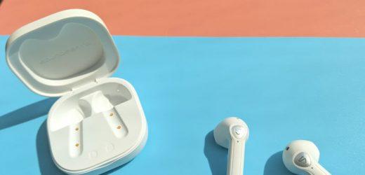 Soundpeats รุ่น TrueAir 2 หนักหน่วงทุกจังหวะดนตรีไม่ระคายเคืองแม้ใช้งานทั้งวัน