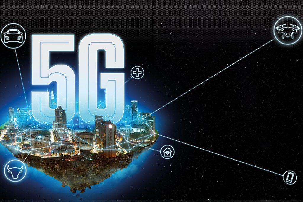 เมืองบาธต่อต้านเครือข่าย 5G