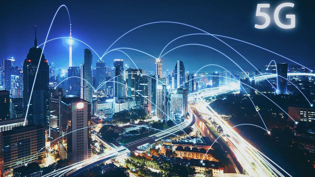 โทรคมนาคมเครือข่าย 5G