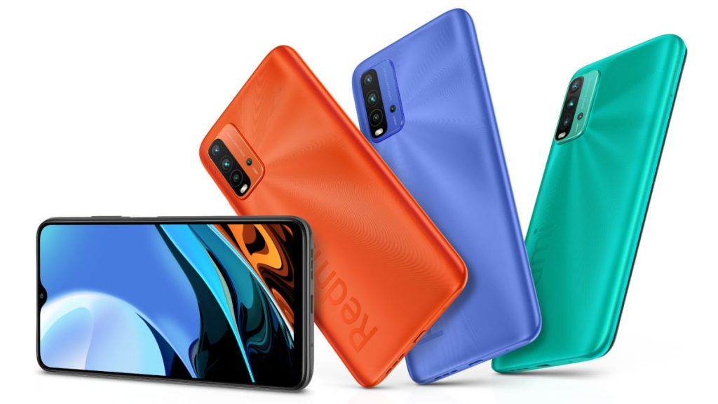 Xiaomi ที่เปิดตัวสมาร์ทโฟน Redmi 9T