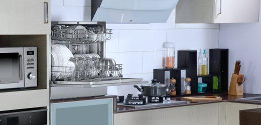 เทคโนโลยีเครื่องล้างจาน สุดปัง ที่จะมาช่วยประหยัดแรง ประหยัดเวลา และสะดวกสุดๆ