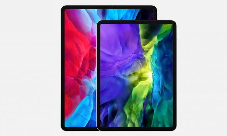 iPad Pro 2021 หลุดว่อนเน็ต
