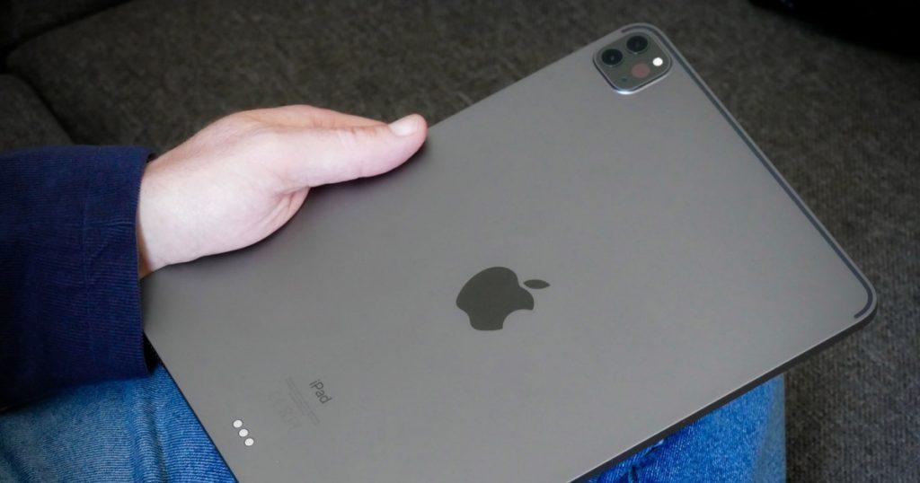 iPad Pro 2021 หลุดว่อนเน็ต หลังมีกระแสข่าวเตรียมประกาศเปิดตัว