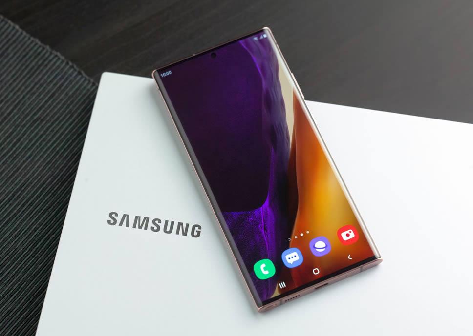Galaxy Noteเตรียมร่วมร่างกับGalaxy S