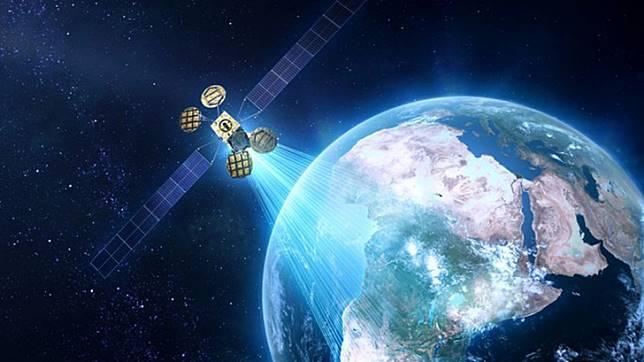 การส่งสัญญาณอินเตอร์เน็ตด้วยดาวเทียม อาจจะเป็นทางเลือกที่ดี