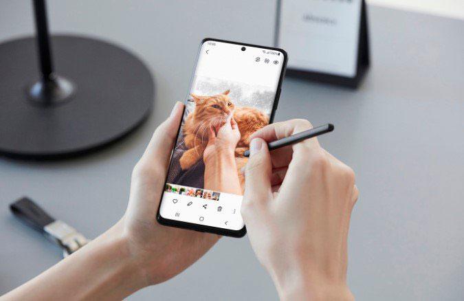 สมาร์ทโฟนรุ่น Galaxy -การตัดของแถมออก