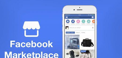 เมื่อ Facebook Marketplace มียอดผู้ใช้งานพันล้านบัญชีในการซื้อขายสินค้าออนไลน์