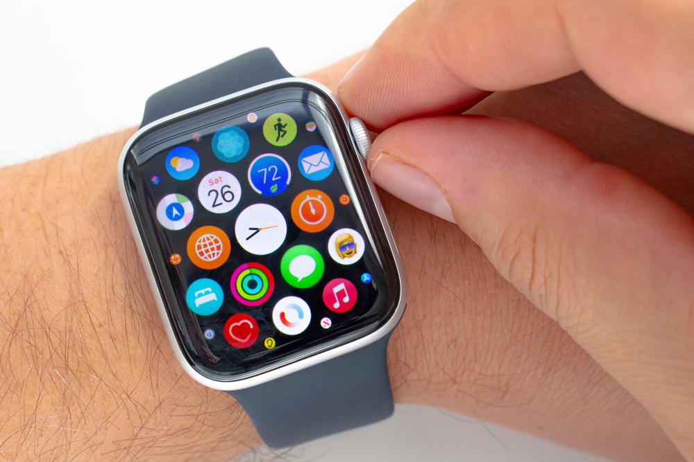 การแสดงเวลาใน Apple Watch จะแบ่งออกมาเป็นสามแบบ