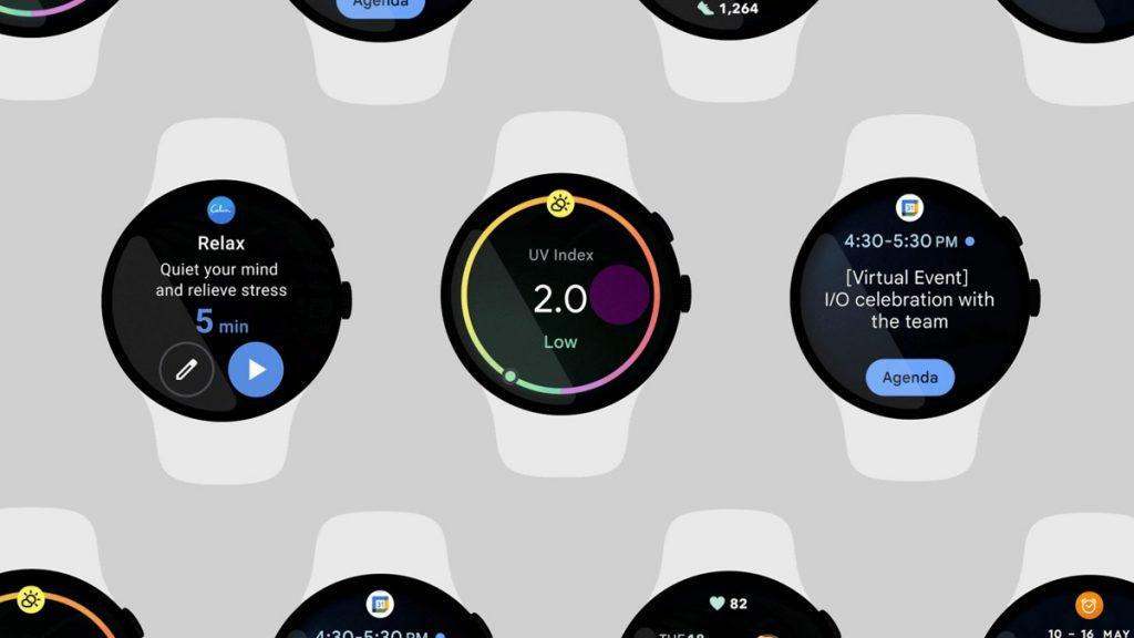 สมาร์ทวอทช์ ที่อัพเดทระบบปฏิบัติการณ์ของ Google กับ Samsung